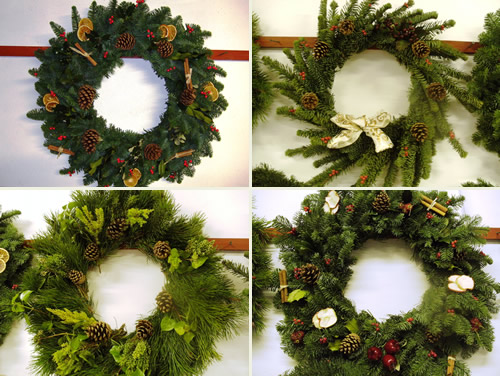 Christmas Wreaths  Wreaths